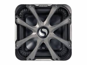 "Car Audio - Accessories - Kicker - kicker 15"" Square Grille"