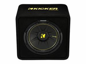 """Kicker - kicker 12"""" CompC Enclosure - Image 2"""