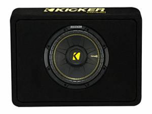 """Kicker - kicker 10"""" CompC Enclosure - Image 2"""