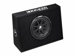 "Kicker - kicker Single 10"" Comp 4 Ohm Enclosure - Image 3"