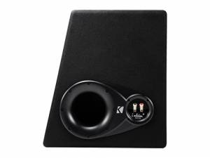 "Car Audio - Loaded Enclosures - Kicker - kicker Vented 12"" Comp Enclosure"