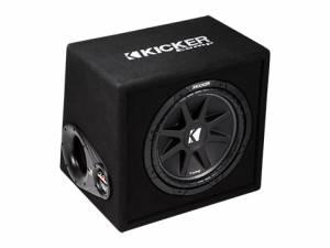 """Kicker - kicker Vented 12"""" Comp Enclosure - Image 4"""