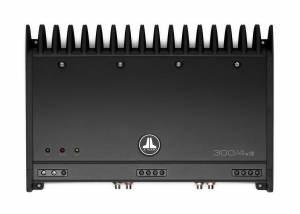 JL Audio - JL Audio 300/4v3 4 Ch. Class A/B Full-Range Amplifier, 300 W - Image 4