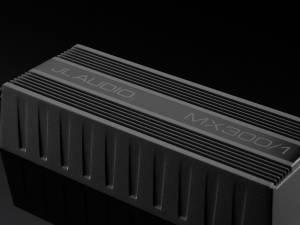 Car Audio - Amplifiers - JL Audio - JL Audio MX300/1 Monoblock Class D Wide-Range Amplifier, 300 W