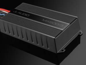 Car Audio - Amplifiers - JL Audio - JL Audio MX600/3 3 Ch. Class D System Amplifier, 600 W