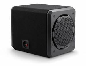 Car Audio - Enclosed Subwoofers - JL Audio - JL Audio CS212OG-TW3 Dual 12TW3 ProWedge, Sealed, 4 ohm