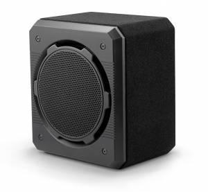 Car Audio - Enclosed Subwoofers - JL Audio - JL Audio CS112G-TW3 Single 12TW3 ProWedge, Sealed, 2 ohm