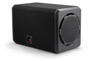Car Audio - Enclosed Subwoofers - JL Audio - JL Audio CS212OG-W6v3 Dual 12W6v3 ProWedge, Sealed, 4 ohm