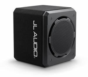 Car Audio - Enclosed Subwoofers - JL Audio - JL Audio CS112G-W6v3 Single 12W6v3 ProWedge, Sealed, 2 ohm