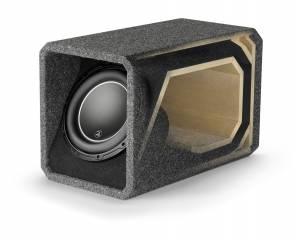 Car Audio - Enclosed Subwoofers - JL Audio - JL Audio HO110-W6v3 Single 10W6v3 H.O. Wedge, Ported, 2 ohm