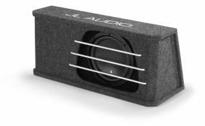 Car Audio - Enclosed Subwoofers - JL Audio - JL Audio HO110RG-W3v3 Single 10W3v3 H.O. Wedge, Ported, 2 ohm