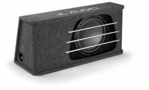 Car Audio - Enclosed Subwoofers - JL Audio - JL Audio HO112RG-W3v3 Single 12W3v3 H.O. Wedge, Ported, 2 ohm