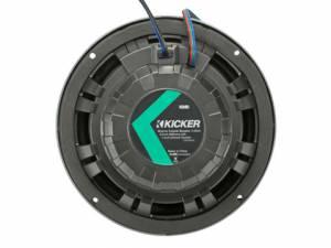 "Marine - Coaxials - Kicker - kicker KM 8"" 4? LED Coaxial"