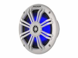"Kicker - kicker KM 6.5"" 4? Blue LED Coaxial - Image 3"