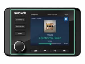 Kicker - kicker KMC5 Premium Marine Media Center - Image 2