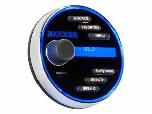 Powersports - Audio Kits - Kicker - kicker KRC15 Remote
