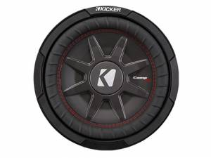 "Products - Subwoofer - Kicker - kicker 10"" CompRT 1 Ohm"