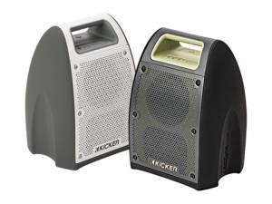 Kicker - kicker Bullfrog® BF400 Bluetooth® Music System - Image 2