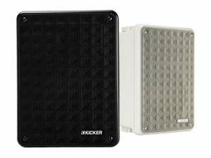 Kicker - kicker KB6 Outdoor/Indoor Speakers - Image 2