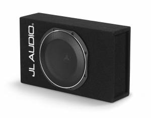 Car Audio - Enclosed Subwoofers - JL Audio - JL Audio ACS110LG-TW1 Single 10TW1 PowerWedge+™ with DCD™ Amplifier, Sealed, 0.25 ohm