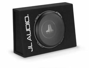 Car Audio - Enclosed Subwoofers - JL Audio - JL Audio CS112TG-TW3 Single 12TW3 Truck PowerWedge, Sealed, 2 ohm