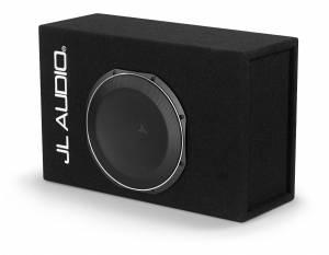 Car Audio - Enclosed Subwoofers - JL Audio - JL Audio CP112LG-TW1-2 Single 12TW1 MicroSub, Ported, 2 ohm