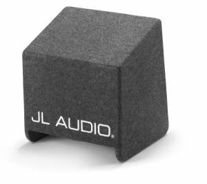 Car Audio - Enclosed Subwoofers - JL Audio - JL Audio CP110-W0v3 Single 10W0v3 BassWedge, Ported, 4 ohm