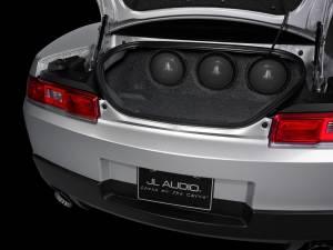 Car Audio - Stealthbox® - JL Audio - JL Audio SB-GM-CTRIP/10TW3/DG Stealthbox® for 2010-2015 Chevrolet Camaro