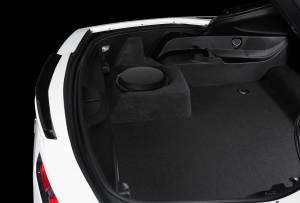 Car Audio - Stealthbox® - JL Audio - JL Audio SB-GM-C7CP1/10TW3 Stealthbox® for 2014-Up Chevrolet C7 Corvette Coupe (Single Driver)