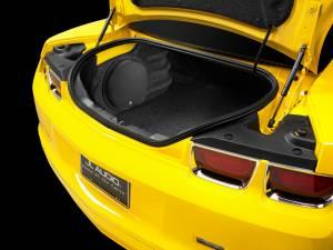 Car Audio - Stealthbox® - JL Audio - JL Audio SB-GM-CAM/12W6v3 Stealthbox® for 2010-2015 Chevrolet Camaro