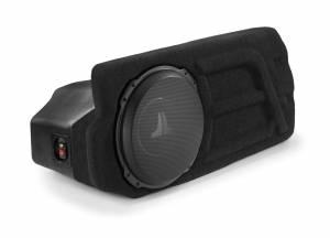 Car Audio - Stealthbox® - JL Audio - JL Audio SB-GM-CAM6G/12TW3 Stealthbox® for 2016-Up Chevrolet Camaro