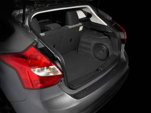 Car Audio - Stealthbox® - JL Audio - JL Audio SB-F-FOC5DR/10TW3 Stealthbox® for 2012-2018 Ford Focus 5-Door Hatchback
