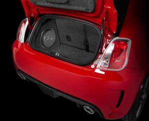 Car Audio - Stealthbox® - JL Audio - JL Audio SB-FIAT-500/10TW3 Stealthbox® for 2007-Up Fiat 500
