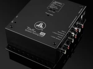 Car Audio - Processors - JL Audio - JL Audio TwK-D8 System Tuning DSP controlled by TüN software, Digital INPUT ONLY / 8-ch. Analog Outputs