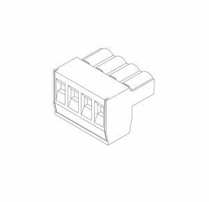 Car Audio - Processors - JL Audio - JL Audio FIX/TWK-SPKPLUG-RP Replacement Speaker Plug (2-ch.) for FiX