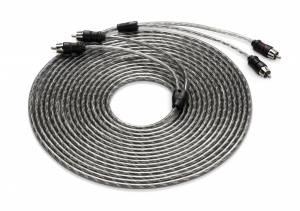 JL Audio - JL Audio  XD-CLRAIC2-25 2-Channel, 25 ft (7.62 m) Core Audio Interconnect - Image 2