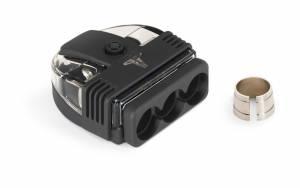 Car Audio - Connection Systems - JL Audio - JL Audio XB-BTU Universal Battery Connector, Positive or Negative