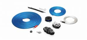 Car Audio - Connection Systems - JL Audio - JL Audio XD-PCS4-2B Premium 4 AWG 12 V Power Connection Kit, Two Amplifiers