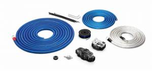 Car Audio - Connection Systems - JL Audio - JL Audio XD-PCS2-2B Premium 2 AWG 12 V Power Connection Kit, Two Amplifiers