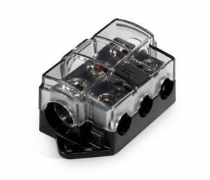 Car Audio - Connection Systems - JL Audio - JL Audio XD-PDBU-3X 3-Way Power Distribution Block