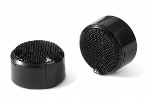 Car Audio - Connection Systems - JL Audio - JL Audio TR050-CT 0.5-inch (13 mm) Component Tweeters, Pair