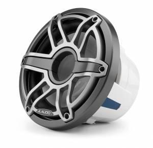 JL Audio - JL Audio M6-10W-S-GmTi-4 10-inch (250 mm) Marine Subwoofer Driver, Gunmetal Trim Ring, Titanium Sport Grille, 4 ohm - Image 5
