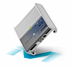 Marine - Amplifiers - JL Audio - JL Audio M200/2 2 Ch. Class D Full-Range Marine Amplifier, 200 W