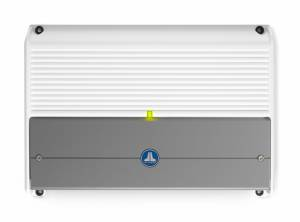 Marine - Amplifiers - JL Audio - JL Audio M600/6 6 Ch. Class D Full-Range Marine Amplifier, 600 W