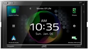 JVC - JVC KW-M865BW 2-DIN AV Receiver - Image 3