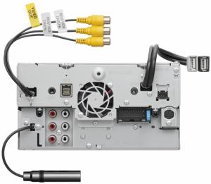 JVC - JVC KW-M855BW 2-DIN AV Receiver - Image 4