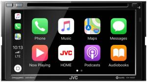 JVC - JVC KW-V85BT 2-DIN AV Receiver - Image 3