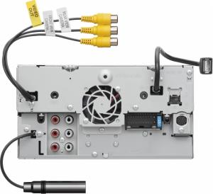 JVC - JVC KW-V85BT 2-DIN AV Receiver - Image 4