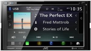 JVC - JVC KW-V85BT 2-DIN AV Receiver - Image 5