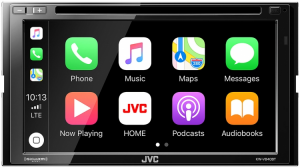 Car Audio - Head Units - JVC - JVC KW-V840BT 2-DIN AV Receiver
